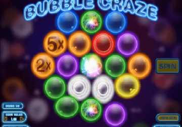 Slot Bubble Craze