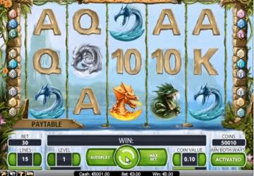 Slot Dragon Island