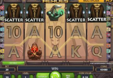 Slot Egyptian Heroes