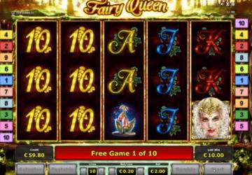 Slot Fairy Queen