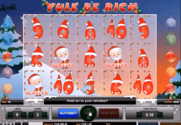 Slot Yule Be Rich