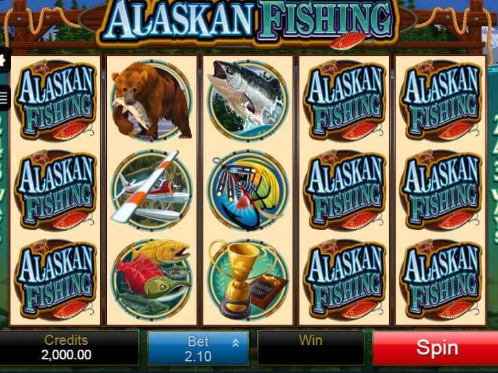 alaska fishing iframe