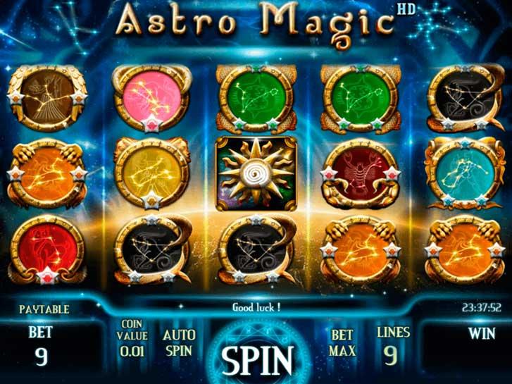 astro magic iframe