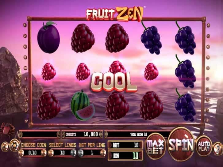 fruit zen iframe