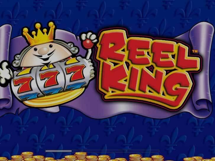 reel king iframe